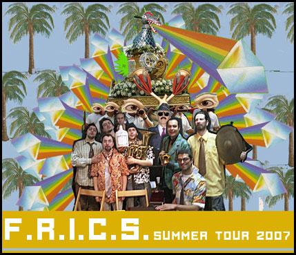 F.R.I.C.S. @ Verão 2007