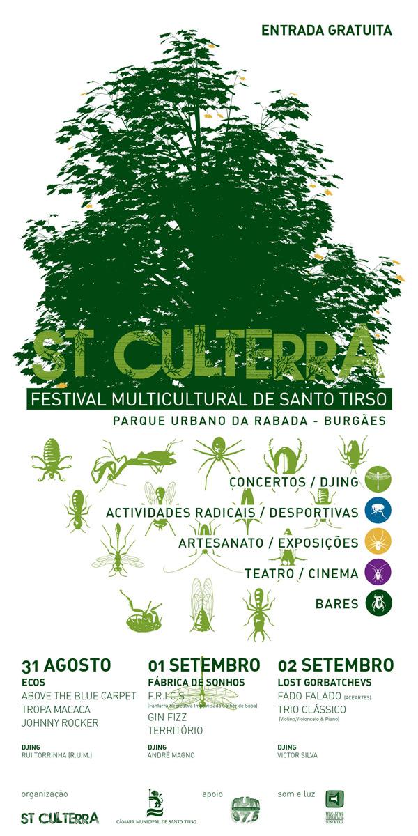 ST CULTERRA: Festival Multicultural de S. Tirso