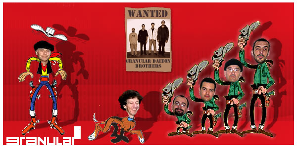 Wanted: Granular Dalton Brothers