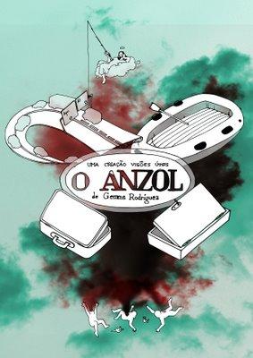 O Anzol, 34ª produção do Visões Úteis (ilustração de Ricardo Lafuente)