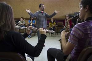 Audiografias Musicais na Banda Musical S. Tiago de Silvalde